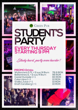 Student's Party