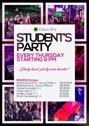 Students Party