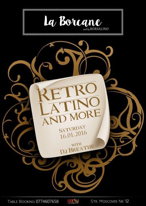 latino retro