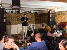 Stand-Up Comedy @ Bistro Blues Cafe