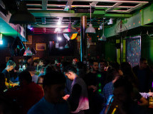 Students Party @ Green Pub