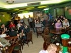 Trupa West în Green Pub